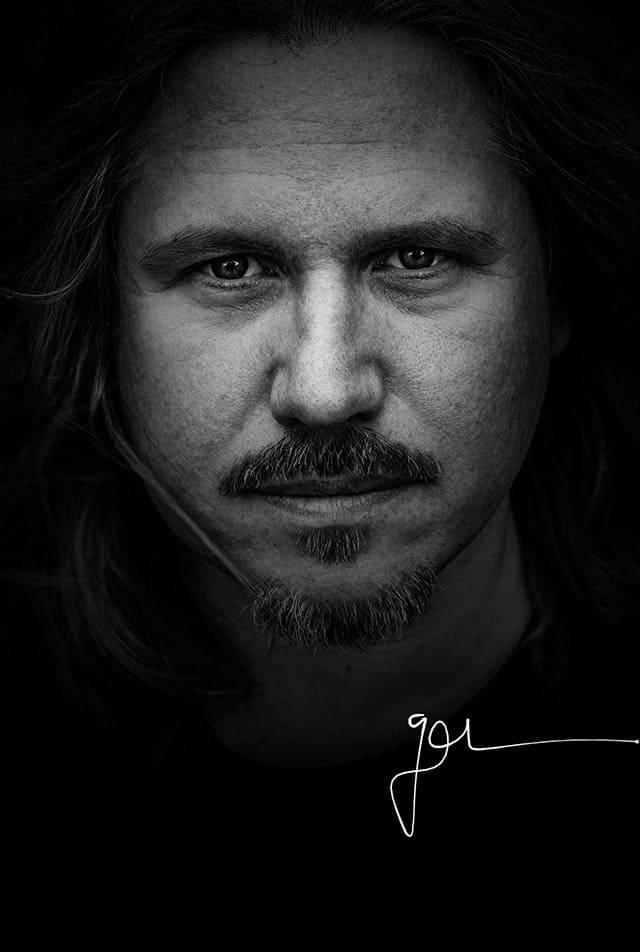 Portrait of Michael Gelbhaar